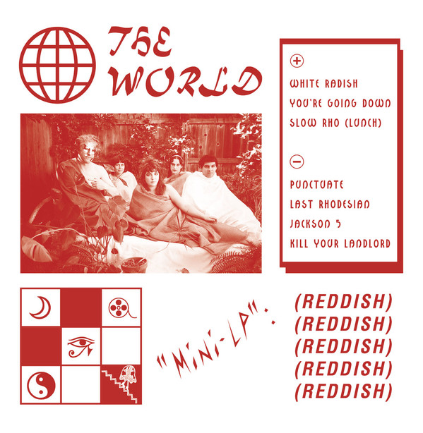 The World ‎– Reddish LP